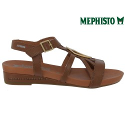 GIANA Marron cuir 40(fr) sandale