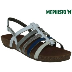 Mephisto Chaussures Mephisto VERONA Blanc multi verni sandale