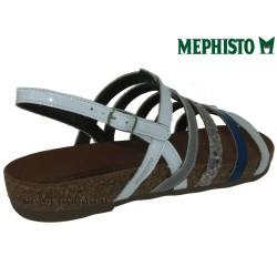VERONA Blanc multi verni 40(fr) sandale