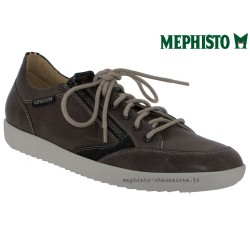 Mephisto Homme: Chez Mephisto pour homme exceptionnel Mephisto UGGO Gris cuir basket-mode