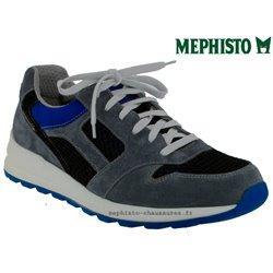 Mephisto Homme: Chez Mephisto pour homme exceptionnel Mephisto TRAIL AIR Denim daim basket-mode