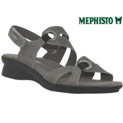 Sandale Méphisto Mephisto PARFOLIA Gris nubuck sandale