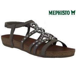 Sandale femme Méphisto Chez www.mephisto-chaussures.fr Mephisto VERA SPARK Gris nubuck sandale