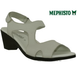 Chaussures femme Mephisto Chez www.mephisto-chaussures.fr Mephisto CINDY Blanc cuir sandale