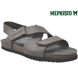 mephisto-chaussures.fr livre à Andernos-les-Bains Mephisto NADEK Gris cuir nu-pied