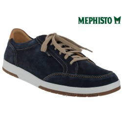 mephisto-chaussures.fr livre à Cahors Mephisto LUDO Marine nubuck lacets