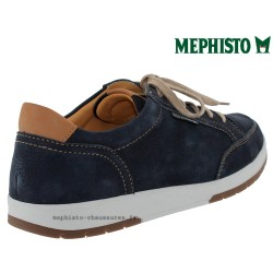 le pecq, LUDO, Marine nubuck, 44.7FR - EUR10 chez www.mephisto-chaussures.fr (35339)