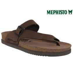 Méphisto tong homme Chez www.mephisto-chaussures.fr Mephisto NIELS Marron nubuck tong