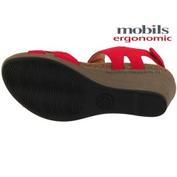 distributeurs mephisto, WILLOW, Rouge nubuck chez www.mephisto-chaussures.fr (36161)