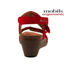 distributeurs mephisto, WILLOW, Rouge nubuck chez www.mephisto-chaussures.fr (36166)