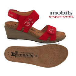 distributeurs mephisto, WILLOW, Rouge nubuck chez www.mephisto-chaussures.fr (36168)