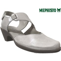 Mephisto Chaussure Mephisto MAYA Gris cuir escarpin