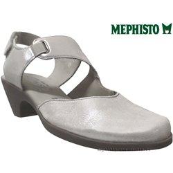 Marque Mephisto Mephisto MAYA Gris cuir escarpin