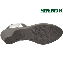 MAYA Gris cuir 5.5(eur) 38.7(fr) escarpin
