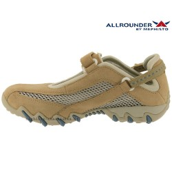 NIRO FILET Beige nubuck 6.5(eur) 40(fr) basket-mode