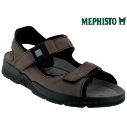 mephisto-chaussures.fr livre à Paris Mephisto ATLAS Gris cuir sandale