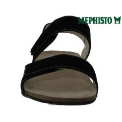 AGAVE Noir nubuck 39(fr) sandale