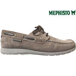 le pecq, GIACOMO, Beige velours chez www.mephisto-chaussures.fr (37250)