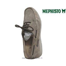 le pecq, GIACOMO, Beige velours chez www.mephisto-chaussures.fr (37253)