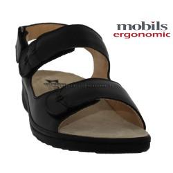 achat mephisto, GETHA, Noir cuir chez www.mephisto-chaussures.fr (37449)