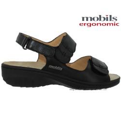 achat mephisto, GETHA, Noir cuir chez www.mephisto-chaussures.fr (37455)