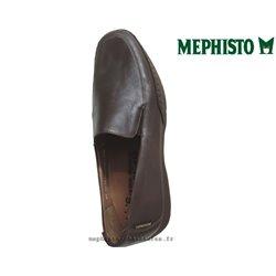 EDLEF Marron fonce cuir 8,5 (eur) 42,66 (fr) Mocassin