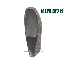 achat mephisto, ALGORAS, Gris velours chez www.mephisto-chaussures.fr (37586)