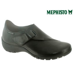 mephisto-chaussures.fr livre à Saint-Martin-Boulogne Mephisto LUCE Noir cuir mocassin