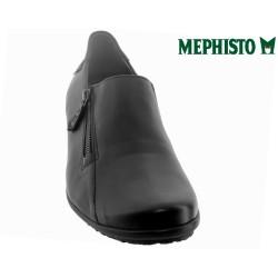 FAYE Noir cuir 7(eur) 40.7(fr) mocassin