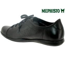 Cosima Noir cuir 8(eur) 42(fr) lacets