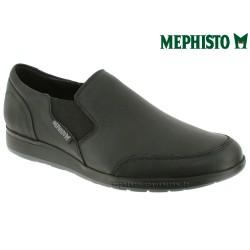Mephisto Chaussure Mephisto Vittorio Noir cuir mocassin
