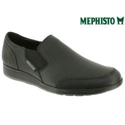 mephisto-chaussures.fr livre à Saint-Sulpice Mephisto Vittorio Noir cuir mocassin