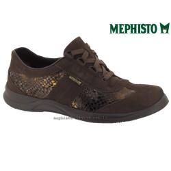 mephisto-chaussures.fr livre à Ploufragan Mephisto LASER Marron nubuck lacets