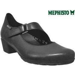 mephisto-chaussures.fr livre à Paris Lyon Marseille Mephisto Ielena Noir cuir a_talon