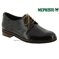 mephisto-chaussures.fr livre à Ploufragan Mephisto Poppy Gris verni lacets