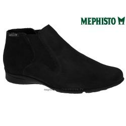 mephisto-chaussures.fr livre à Besançon Mephisto Vahina Noir nubuck bottine