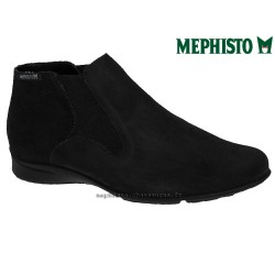 Mephisto Chaussure Mephisto Vahina Noir nubuck bottine
