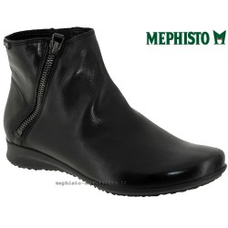 femme mephisto Chez www.mephisto-chaussures.fr Mephisto Filipina Noir cuir bottine