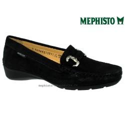 femme mephisto Chez www.mephisto-chaussures.fr Mephisto NATALA Noir nubuck mocassin