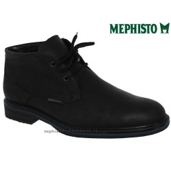 Mephisto Homme: Chez Mephisto pour homme exceptionnel Mephisto WALFRED Noir cuir bottillon