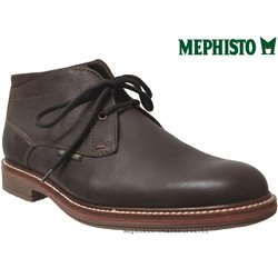 Mephisto Chaussure Mephisto WALFRED Marron cuir bottillon