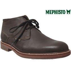 mephisto-chaussures.fr livre à Paris Lyon Marseille Mephisto WALFRED Marron cuir bottillon