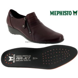 achat mephisto, Severine, Bordeaux cuir chez www.mephisto-chaussures.fr (38638)
