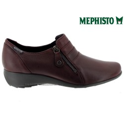 achat mephisto, Severine, Bordeaux cuir chez www.mephisto-chaussures.fr (38639)