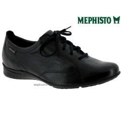 mephisto-chaussures.fr livre à Gravelines Mephisto Valentina Noir cuir lacets