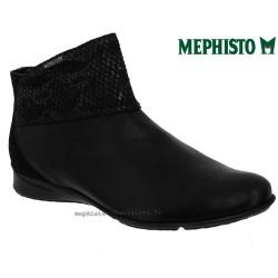 mephisto-chaussures.fr livre à Cahors Mephisto Vincenta Noir cuir bottine