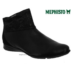 mephisto-chaussures.fr livre à Saint-Sulpice Mephisto Vincenta Noir cuir bottine