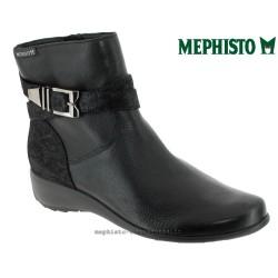Mephisto femme Chez www.mephisto-chaussures.fr Mephisto Stacy Noir cuir bottine