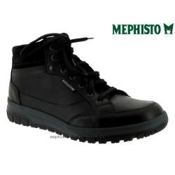 mephisto-chaussures.fr livre à Cahors Mephisto Paddy Noir cuir bottillon