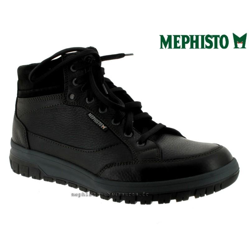 marque-mephisto, Paddy, Noir cuir(38726)